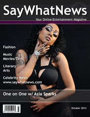 Asia Sparks Interview