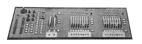 bbc ep5-512 vision mixer