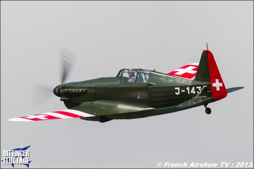 Morane Saulnier D-3801 Dittinger Flugtage 2013