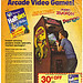 """QUAKER Halfsies :: """"WIN 1 of 500 Full Size Arcade Video Games!""""; 30¢  OFF (( 1983 )) by tOkKa"""