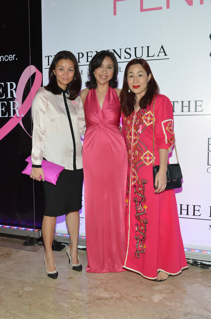 Preview EIC Pauline Juan, Mel Lerma, Preview Beauty Director Agoo Bengzon