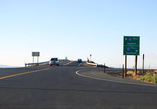 SR 281 @ I-90
