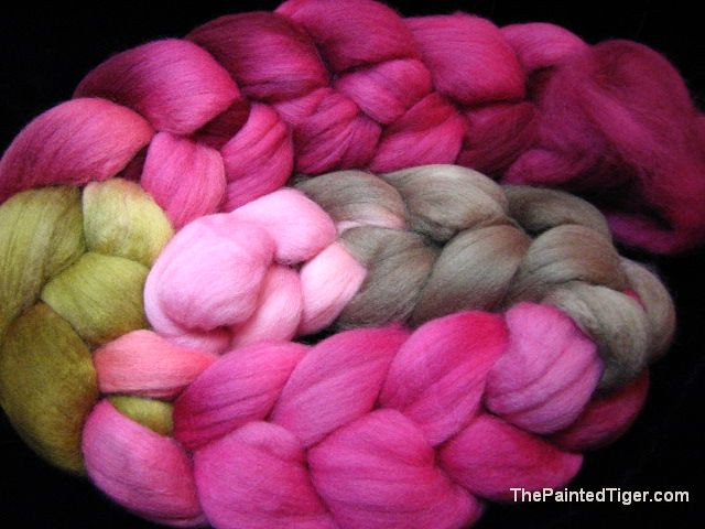 Raspberry Mocha - Polwarth