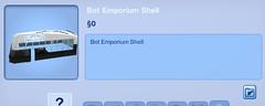 Bot Emporium Shell