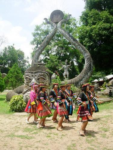 Vientiane 2007-Bouddha Park (24)