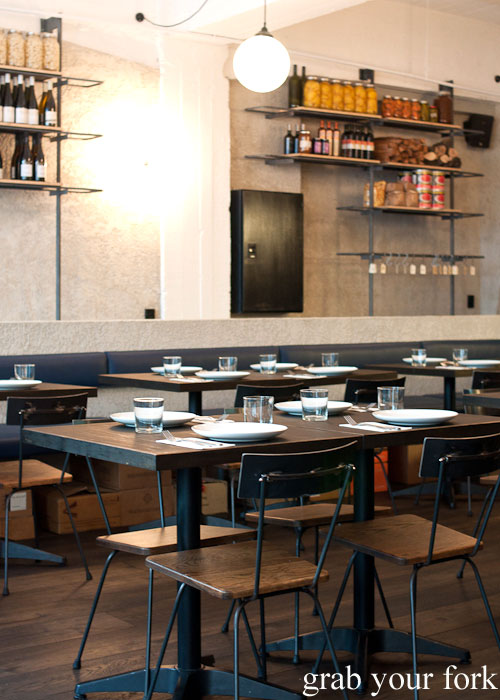 dining room restaurant ester chippendale