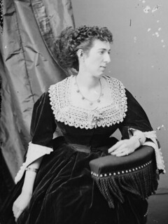 (animated stereo) Belle Boyd, Confederate spy.
