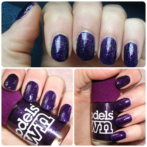 NOTD Models Own Amethyst