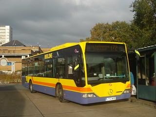 First Beeline 64013 on Route 172, Bracknell