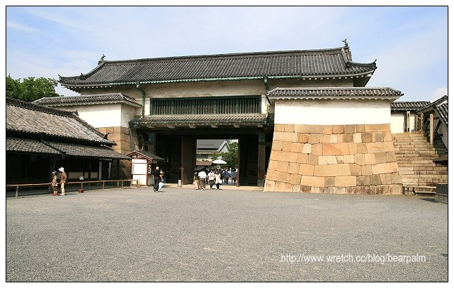【夏.京阪Day3-2】京都:二条城