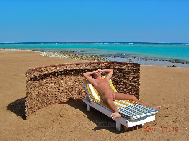 naturist 0001 Rotana Resort Coral Beach, Hurghada, Egypt