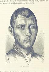 """British Library digitised image from page 236 of """"Les Races Humaines ... Ouvrage illustré de 334 gravures dessinées sur bois, et de 8 chromo-lithographies, etc"""""""
