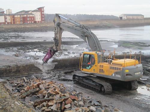 Kirkcaldy Promenade Works 25