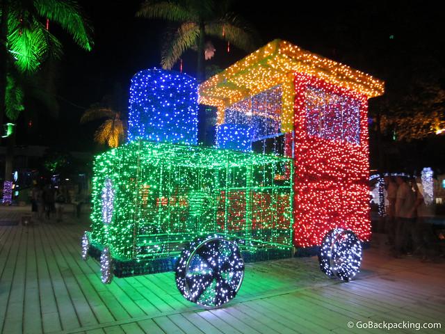Christmas lights the diy approach