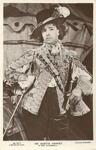 Martin Harvey in Boy O'Carroll