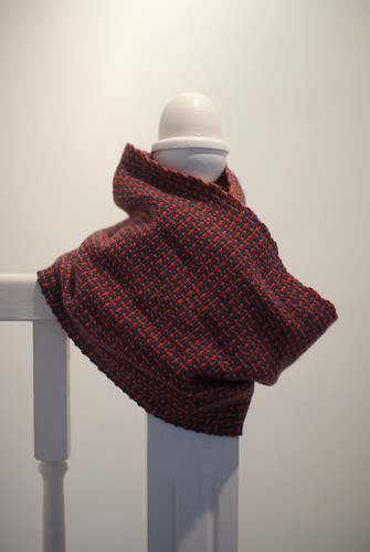Cowl on the post