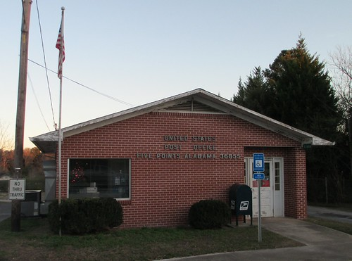 Post Office 36855 (Five Points, Alabama)