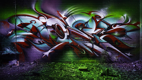 DOES, 2014. by Ironlak