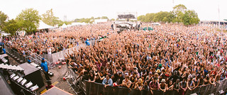 View from Gov Ball NYC Stage. 6.9.13