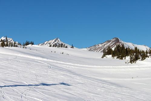 canada britishcolumbia smithers skihill