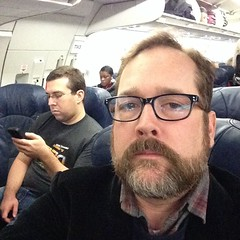 USAir Flt #1734 SFO > CLT Seat 7D #flytle