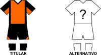 Uniforme Selección Edelira de Fútbol