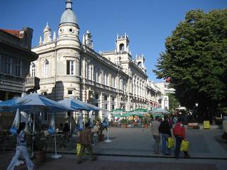 Teaterbygning Dohodno Zdanie