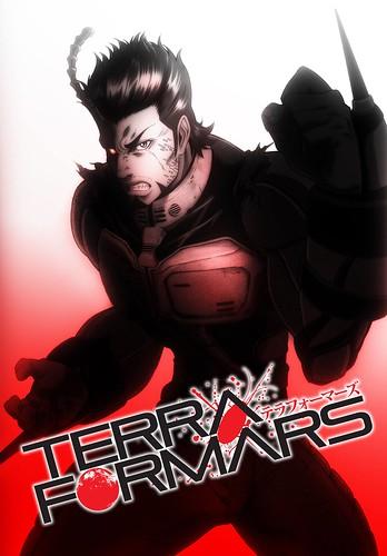 140225(3) - 強化地球人VS.火星蟑螂人、驚悚漫畫《Terra Formars ~火星任務~》改編電視動畫、OVA新動畫!