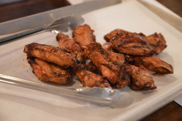 Smoked Wings
