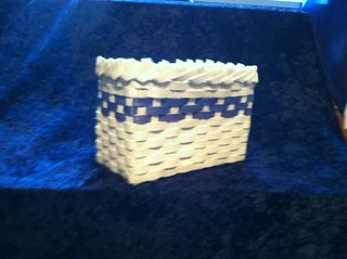Beginning Basket Weaving