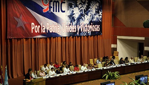The 9th Congress of the Federation of Cuban Women was held in March 2014. Cuban is celebrating 55 years of Revolution. by Pan-African News Wire File Photos