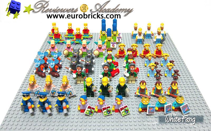 [LEGO] LES SIMPSONS - Page 2 13213804015_d445a3e841_c