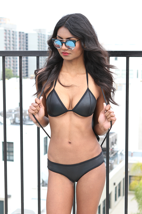 Find great deals on eBay for black triangle bikini. Shop with confidence.