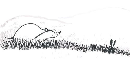 Badger Log