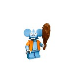 LEGO Simpsons Minifigures - Itchy