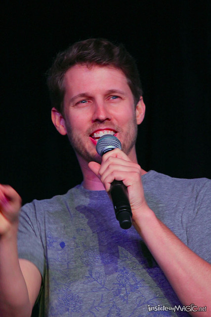 Jon Heder at MegaCon 2014