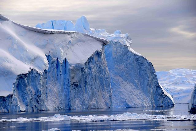 Ilulissat. Groenlandia.