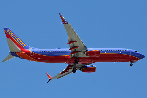 Southwest Airlines / Boeing...