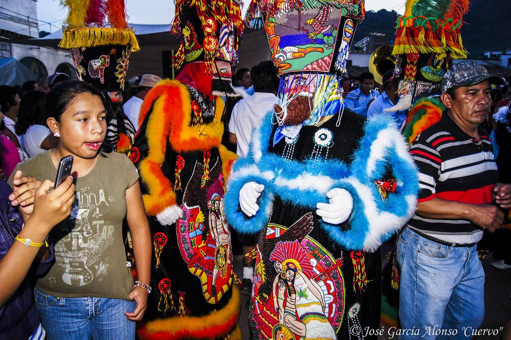 [Exposición] Chinelos Baile Folclórico de México