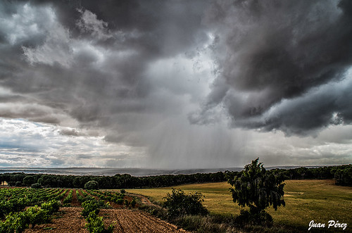 Se avecina tormenta.