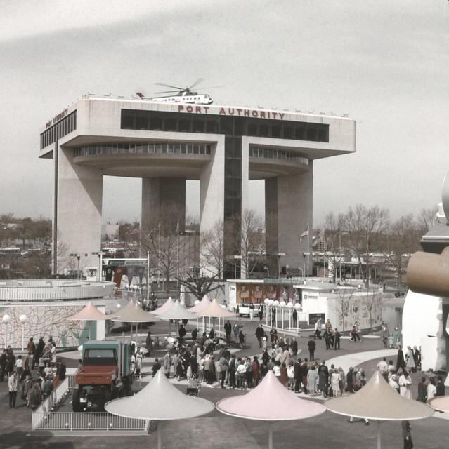 1964 New York Worlds Fair - Port Authority Building