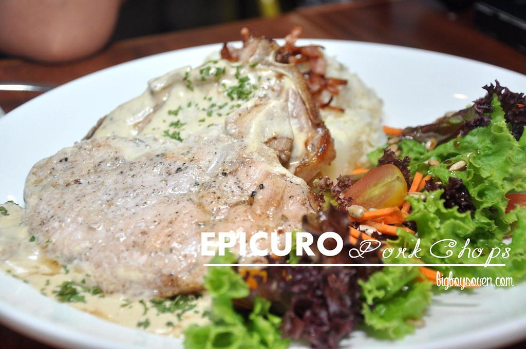 Epicuro Pork Chops