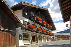 Zugspitzort Grainau - Ortsmitte (01)
