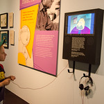 Sat, 06/13/2015 - 1:10pm - Opening of What's Up, Doc? The Animation Art of Chuck Jones at the EMP Museum on Saturday, June 13, 2015, Photos by Brady Harvey