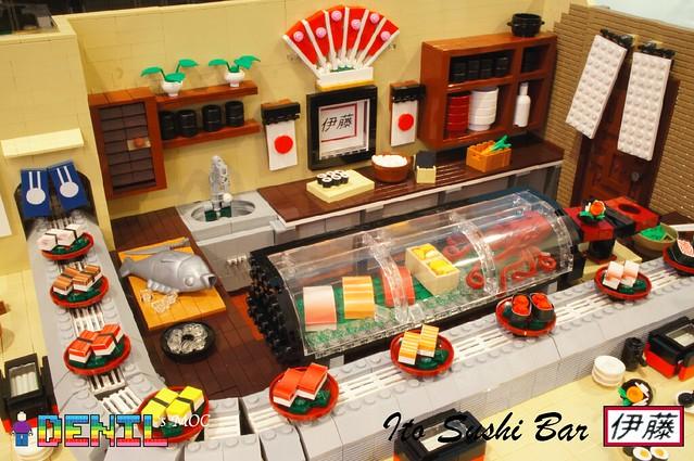 [MOC] Ito Sushi Bar