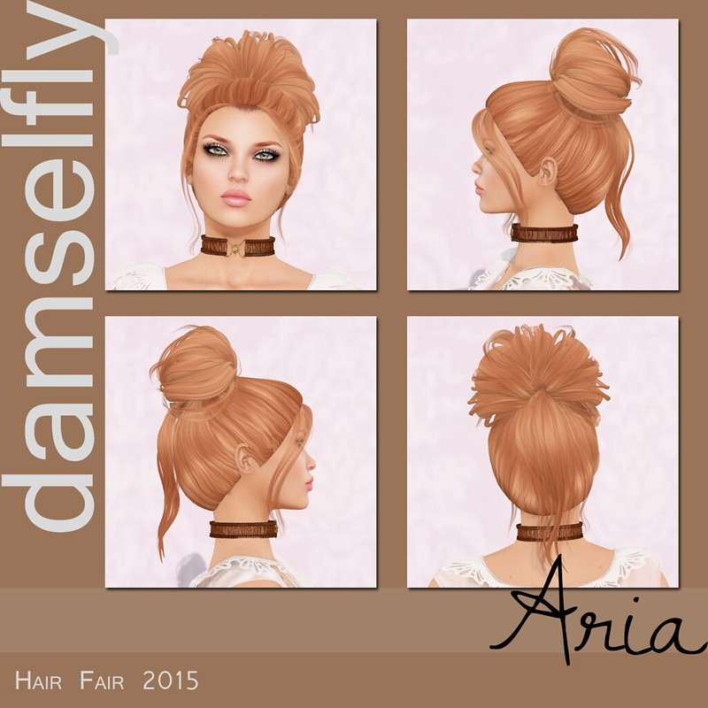 Damselfly at Hair Fair 2015