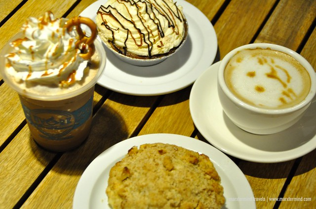 NYOrK Coffee and Sweetness