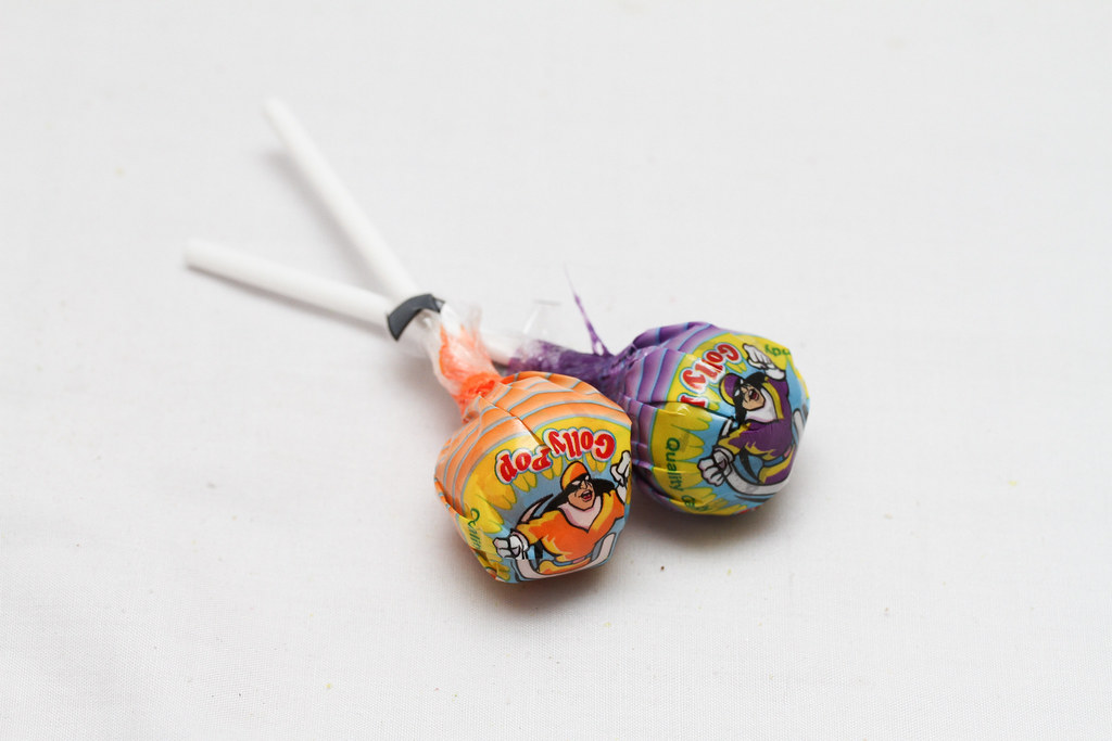 50 Childhood Snacks Singaporeans Love: Lollipop