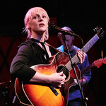Wed, 01/03/2017 - 7:07pm - Laura Marling performs live on WFUV Radio and before a lucky audience of WFUV Members, Rockwood Music Hall in New York City, March 1, 2017. Hosted by Carmel Holt. Photo by Gus Philippas