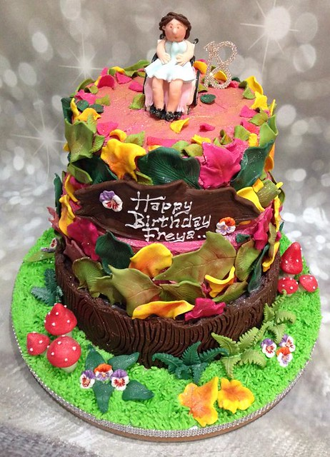 Cake by My Way Cakes & Preserves (Fran Burch)